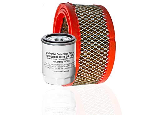 generac 070185f oil filter - 9