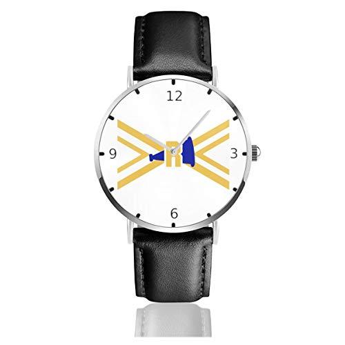 Men's Fashion Minimalist Wrist Watch Riverdale River Vixens Cheerleader Leather Strap Watch ()