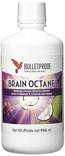 Brain Octane Bulletproof 32 Ounce =946 Millimeter
