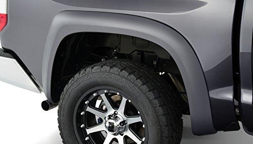 Bushwacker 30042-02 Rear Extend-A-Fender Flare for Toyota - Pair (Flares Tundra Fender Toyota 2014)