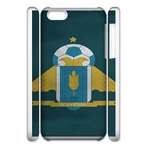 iphone 5c Cell Phone Case 3D Sports fc pyunik 2 91INA91446268