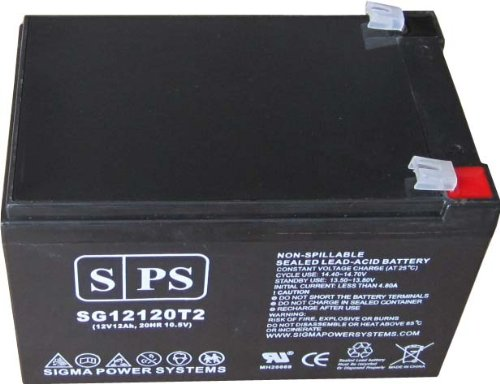 Replacement Battery APC Network Powercell BD 12V 12Ah UPS Battery (SPS Brand )