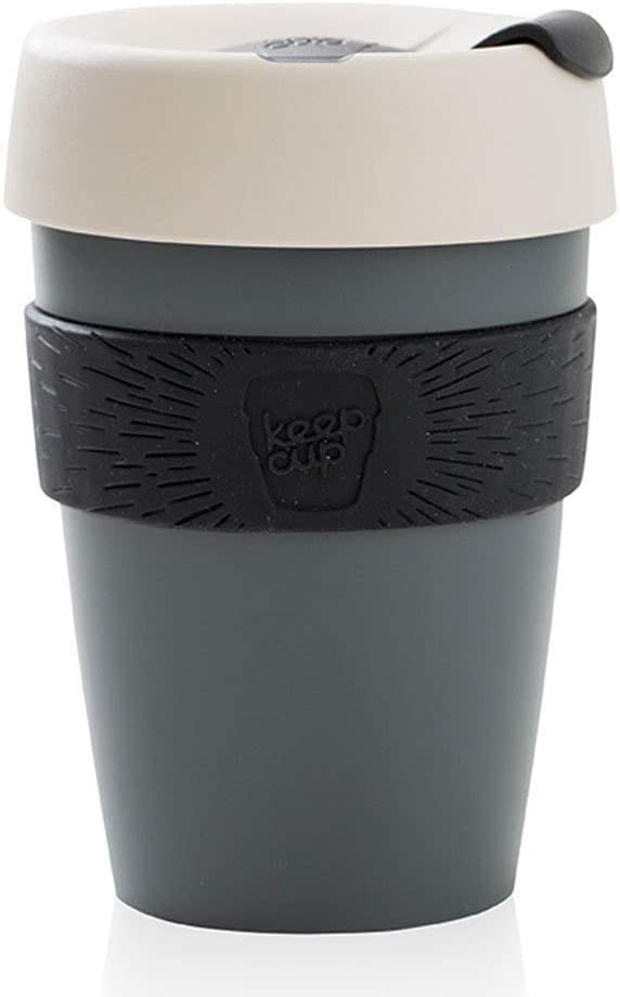 KeepCup Change makers Original Nitro 12oz Travel Mug Grey, M