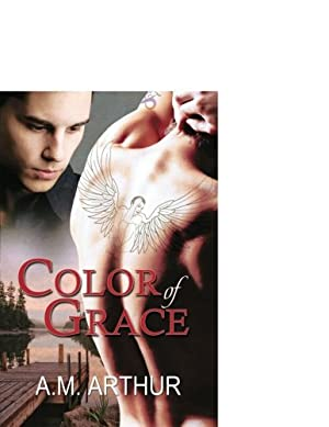 book cover of Color of Grace
