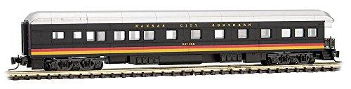 Micro Trains Mtl Z Scale Heavy Business Car Kansas City Southern Kcs Kay See