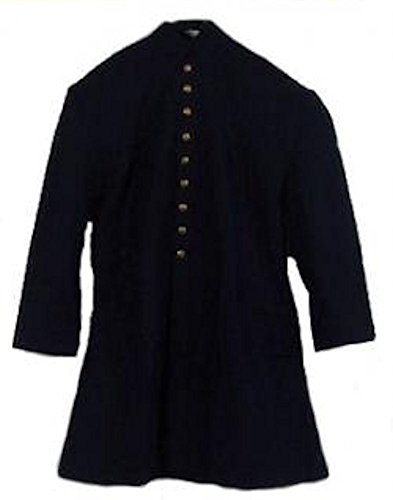 - Military Uniform Supply Civil War Blue U.S. Officer's Frock Coat (40 REG)