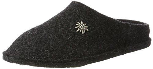 Pantofole 032 Grigio Donna Hirschkogel anthrazit 1904500 8wWqR6P5