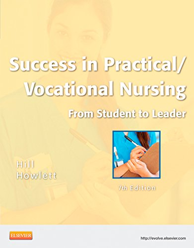 Success in Practical/Vocational Nursing: From Student to Leader Pdf