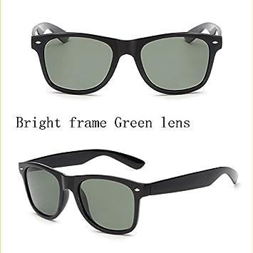 TL-Sunglasses 100% Gafas de Sol polarizadas Gafas de Sol Polaroid Hombres para Hombres