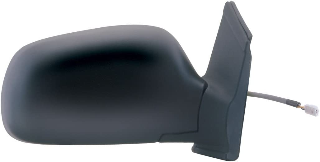 Fit System Passenger Side Mirror for Toyota SEAL limited product Black Folda Max 85% OFF Sienna