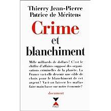 Crime et blanchiment