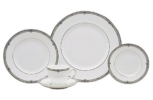 Wedgwood Amherst 5-Piece Dinnerware Place Setting, Service for 1