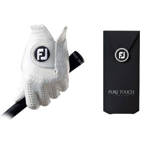 FootJoy Pure Touch Limited Golf Gloves Left Hand Cadet : (Cadet Medium-Large)