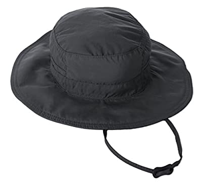 Boonie Safari Sun Hat for Men & Women - UPF 50 Sun Protection - Wide Brim Summer Hat. Waterproof for Fishing, Hiking, Camping, Boating & Outdoor Adventures. Moisture Wicking Polyester Keeps You Cool