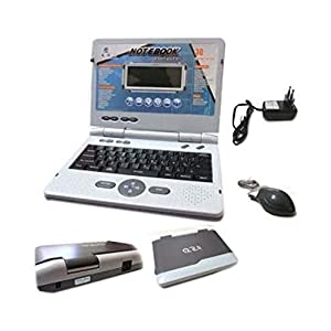 30 Activities Rechargeable Notebook Laptop...