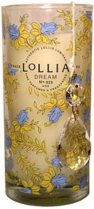 Lollia Dream No. 025 Premium Perfumed Candle In Glass 025 Shadow