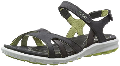 Ecco ECCO CRUISE - Sandalias deportivas para mujer Gris (DARK SHADOW/PEPPERMINT58941)