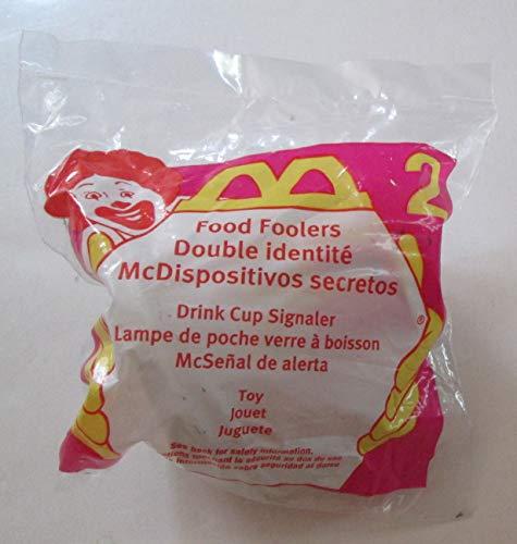 McDonalds Happy Meal - Food Foolers #2 Drink Cup Signalar (1999)