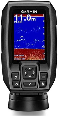 Garmin Sonda CHIRP Striker 4 con GPS