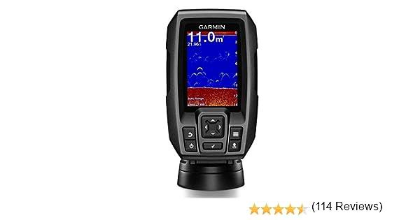 Garmin Sonda CHIRP Striker 4 con GPS: Amazon.es: Electrónica