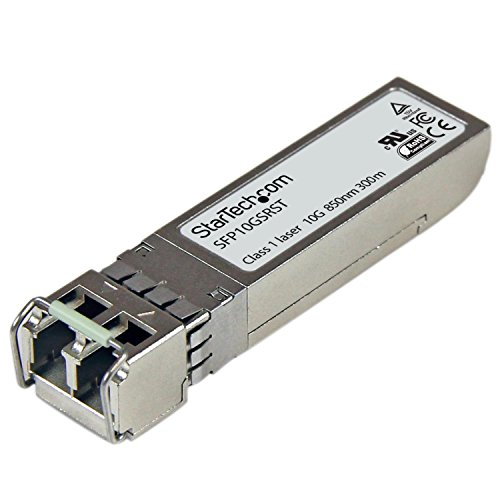 StarTech.com Cisco SFP-10G-GR Compatible – Cisco 10G SFP+  – LC Fiber – Cisco 10gbase-GR SFP Module – Cisco Multimode SFP by StarTech