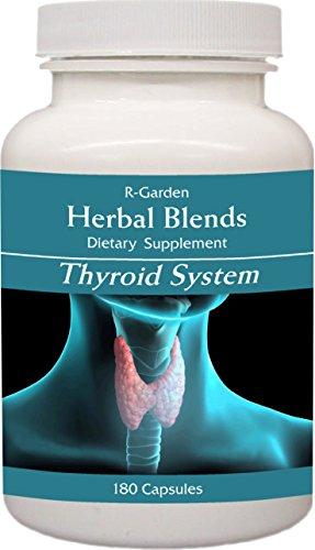 R-Garden Thyroid System, 180 caps.