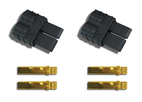 Traxxas 3070 High-Current Connector - Male (pair)