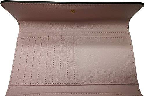 Michael Kors Women's Jet Set Travel Large Trifold Wallet 2