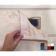 SNAIL SAKK: Mail Catcher for Mail Slots - 2ND QUALITY (Cream/Warm White)