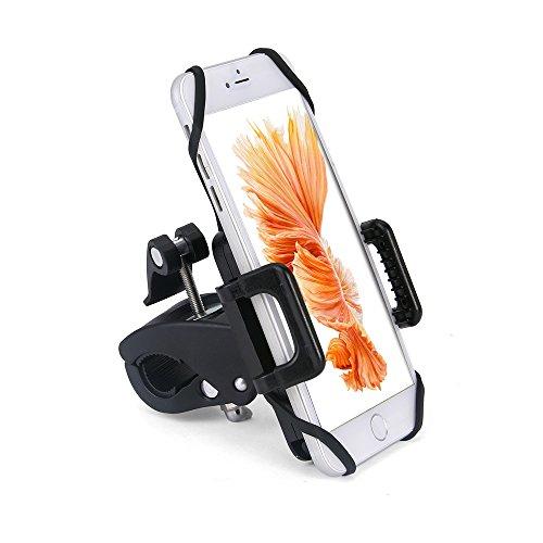 marsboy Fahrrad Handyhalter Handyhalterung Motorrad Universal Halterung Fahrradhalterung Wasserdicht GoPro Navi GPS Halterung für Fahrrad Motorrad