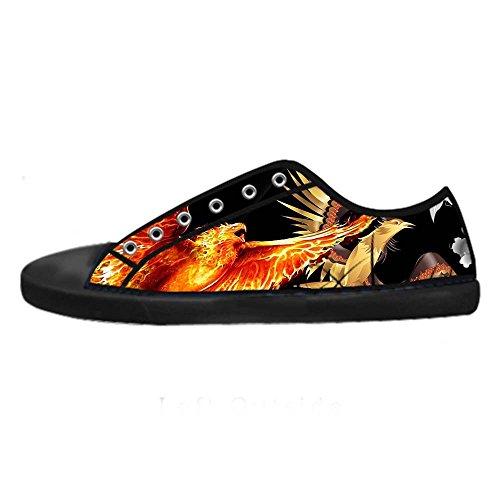 Personnalisé Giulz Dans Smile Mens Chaussures De Toile Les Lacets Dans Le Haut Au-dessus Des Chaussures De Baskets Chaussures De Toile.