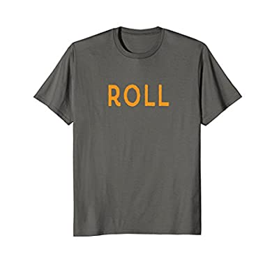 Rock and ROLL Funny Matching Halloween Costume T-Shirt