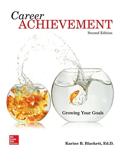 Career Achievement: Growing Your Goals by Karine Blackett (2015-03-25)