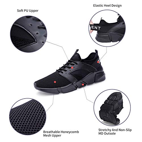3774b888237f0 Jual Belilent Sneakers Women Men Breathable Walking Shoes Women ...