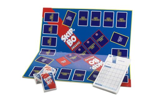 Skip-Bo Deluxe Card Game by Mattel (Image #2)