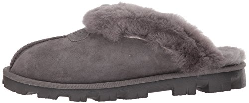 Ugg Gris Femme 5125 Chaussons Coquette fOPqwX7