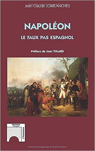 Lire un Napoléon : Les faux pas espagnol pdf