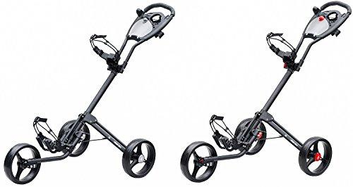Merax-3-Wheels-Golf-Push-Cart