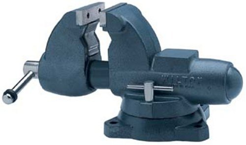 Wilton 10225 C-1 4-1/2-Inch Jaw Width by 6-Inch Opening Combination Pipe and Bench Vise