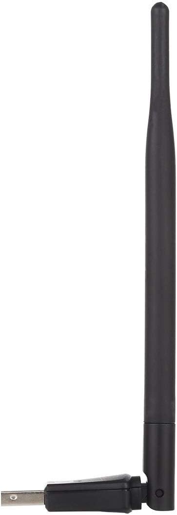 Goodao LV-UW10-5db USB 2.0 150Mbps 2.4GHz WiFi Wireless Adapter Antenna