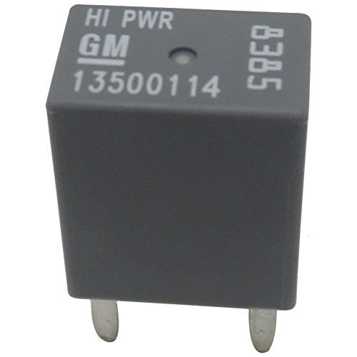 Price comparison product image GM 19116057 High Power 4 Terminal Multi-Use Relay 8385