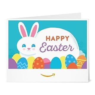 Amazon Gift Card - Print - Happy Easter Bunny (B06XTD279N) | Amazon price tracker / tracking, Amazon price history charts, Amazon price watches, Amazon price drop alerts
