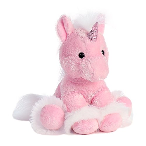 Aurora 7789 World Dreaming of You Plush Unicorn, 12