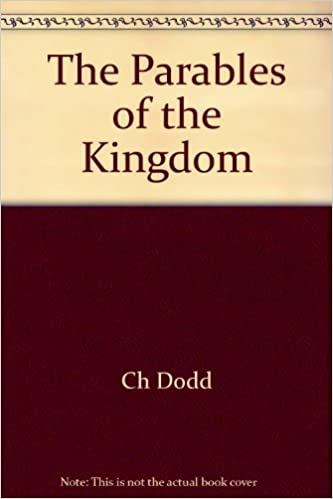 THE PARABLES OF THE KINGDOM DODD EBOOK DOWNLOAD
