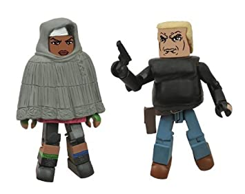 Michonne Dead 4 Gabe Action The Hooded And Walking MinimatesSeries QBWxoderC