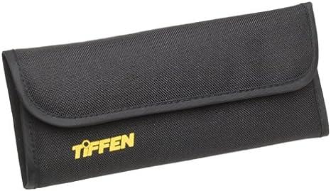 Filtro de protecci/ón UV Anillo de 58 mm Color Negro Tiffen 58UVP