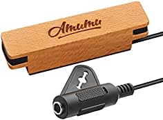 pickup for acoustic guitars