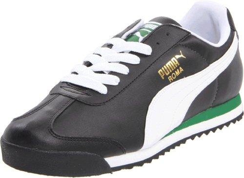 Pumas Combat Roma Ou Sneaker Vol Schwarz