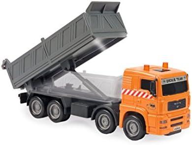 Dickietoys - 20 346 2413 - Radio Commande - Voiture - Mega Grue + Camion