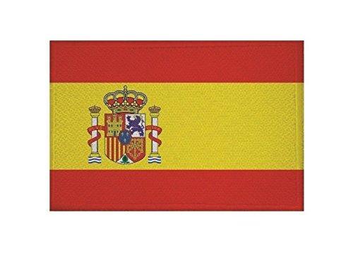 U24toppa Spagna bandiera applicazione Patch 9x 6cm